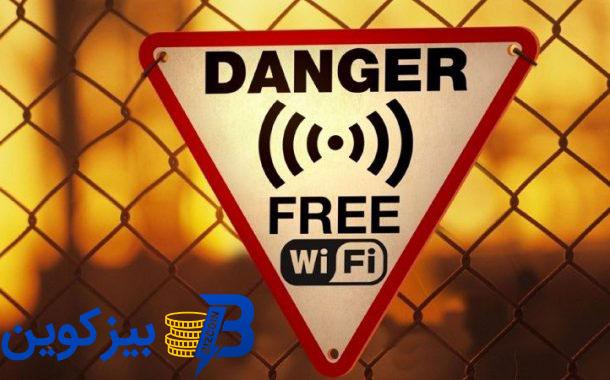 Free Wifi Dangers 610x380 1 مزیت ها و معایب نگهداری ارزهای دیجیتال در کیف پول صرافی چیست؟