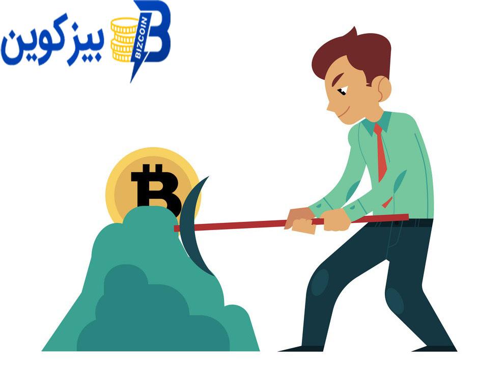 businessman bitcoin mining روش های کسب درآمد از طریق ارزهای دیجیتال در زمان قرنطینه!