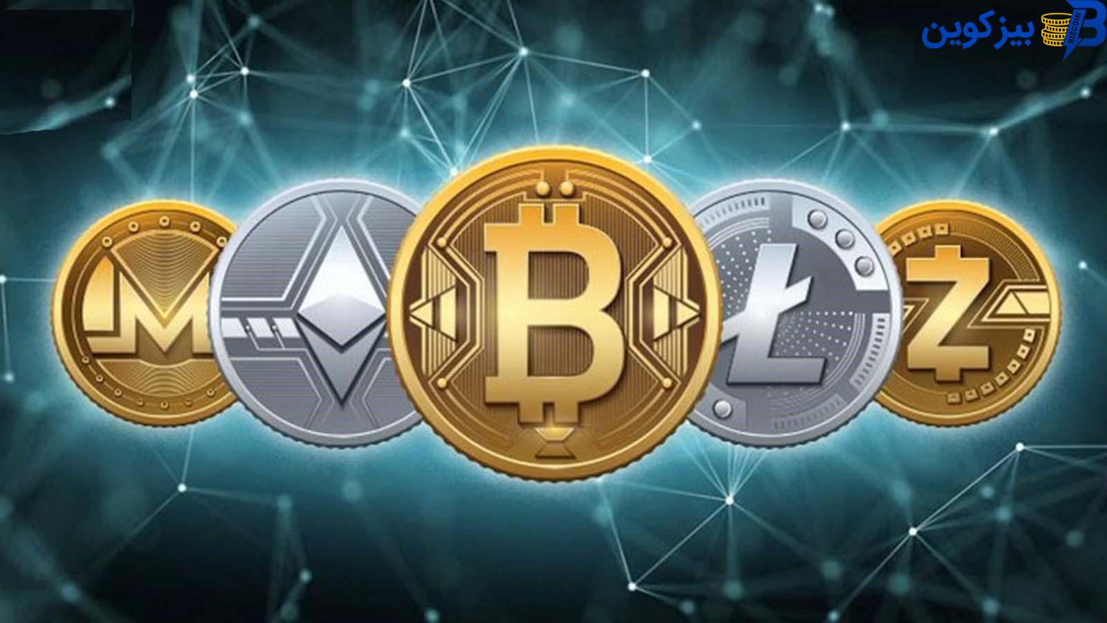 crypto currency services دنیای بزرگ خدمات ارزهای دیجیتال